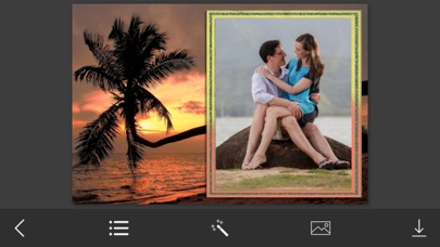Island Beach Photo Frames - Decorate your moments with elegant photo frames screenshot two
