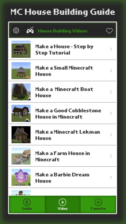 House Guide - Tips for Step by Step Build Your Home for MineCraft Pocket Edition Lite