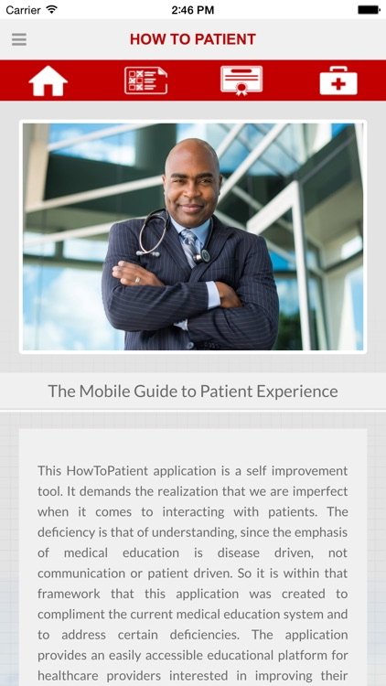 How to Patient