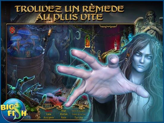 Screenshot #5 pour Haunted Legends: Le Secret de la Vie - Un jeu d'objets cachés mystérieux (Full)