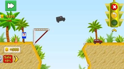 Railway bridge 2 - Bridge construction simulator screenshot four
