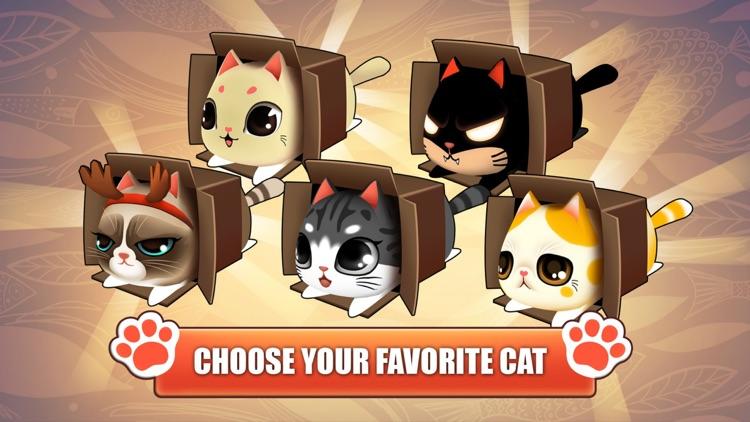Kitty in the Box screenshot-3