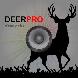 Deer Calls & Deer Sounds for Deer Hunting -- (ad free) BLUETOOTH COMPATIBLE
