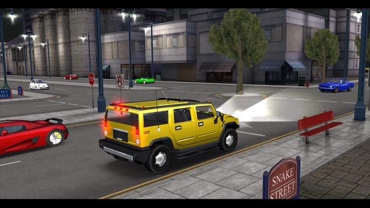 Car Driving Simulator: SF screenshot-4