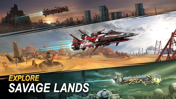 Sandstorm: Pirate Wars screenshot-3