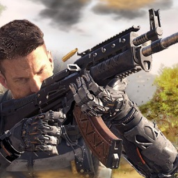 Bravo Sniper Assassin. Commando Shoot To Kill On Frontline Duty Call