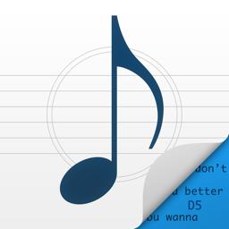 Ícone do app DataCifra - Gerenciador Músicas Cifradas