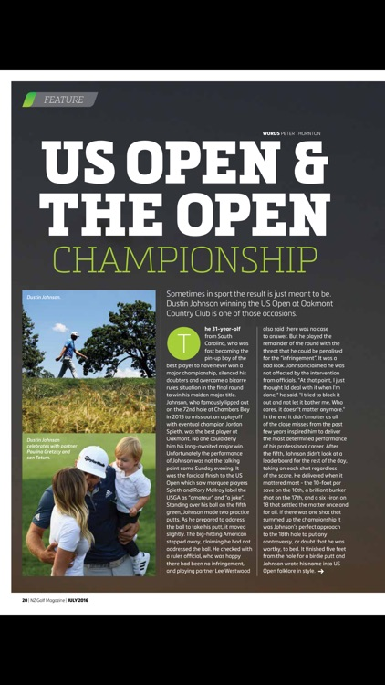 New Zealand Golf Magazine screenshot-3