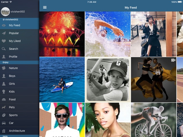 FastRepost-Quick Repost Photos&Videos for Instagram Save Your Time Screenshot