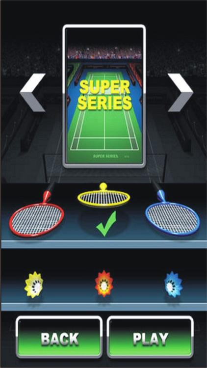 Badminton Multiplayer Smash 2016 screenshot-3