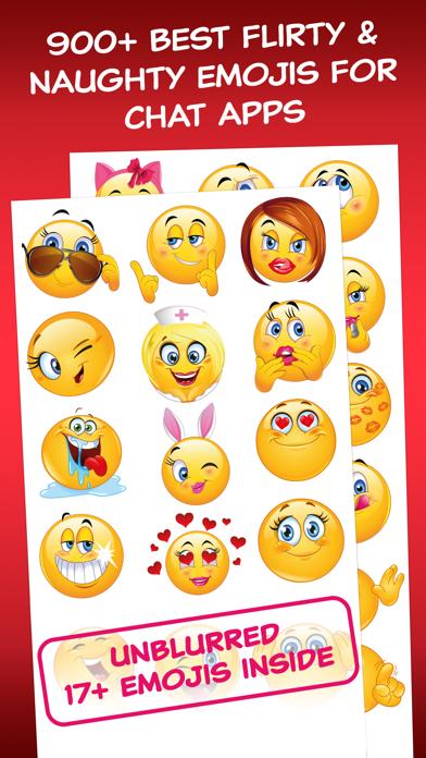 Whatsapp dirty emojis Flirty Emoji