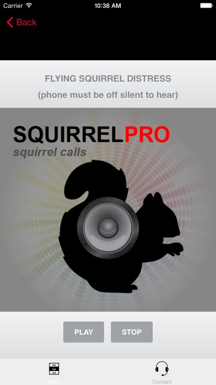 REAL Squirrel Calls and Squirrel Sounds for Hunting! screenshot-1
