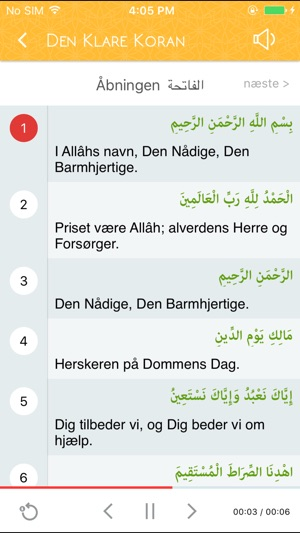 dansk koran