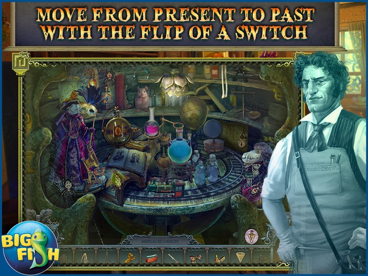 Secrets of the Dark: Mystery of the Ancestral Estate HD - A Mystery Hidden Object Game (Full)