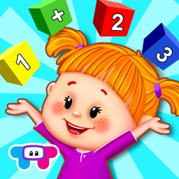Izzie's Math - Fun Games for Kids 5-8