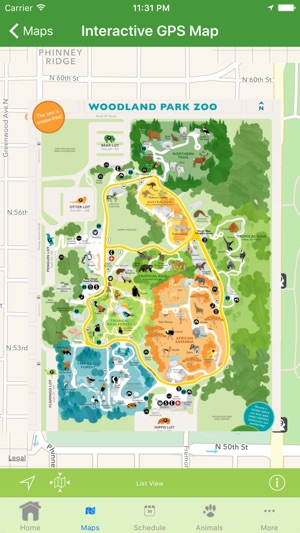 Woodland Park Zoo on the App Store