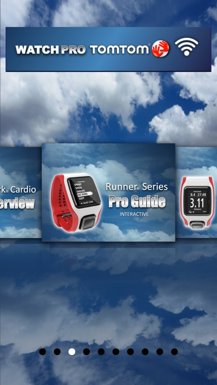 Watchpro for TomTom Fitness and Bandit Action Camera screenshot-3