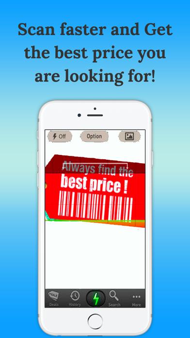 Screenshot of Barcode Scanner-Scan Free3