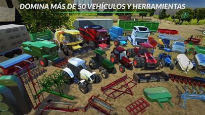 Screenshot for Farming PRO 2015 in Chile App Store