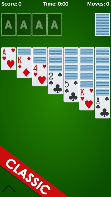 Solitaire Classic – Play klondike & Classics Card Games