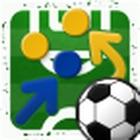 football stratégie conseil icon