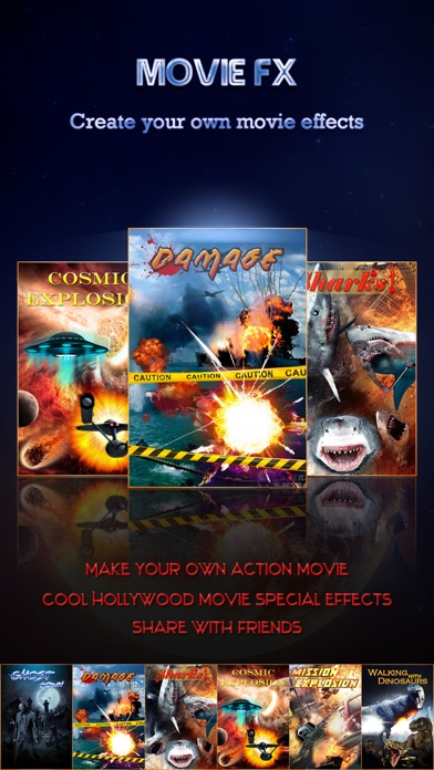 Hollywood Style Movie FX Pro - Super Power Effect Director & Extreme Scary Photo Sticker Edit.or-0