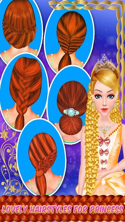 Little princess hair styles hair salon girls games by imran haydar little princess hair styles hair salon girls games solutioingenieria Images