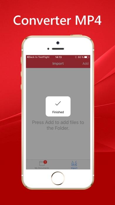 Insta Video Converter MP4 screenshot two