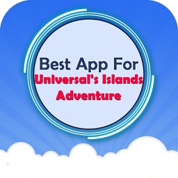 Best App For Universal's Islands of Adventure Guide