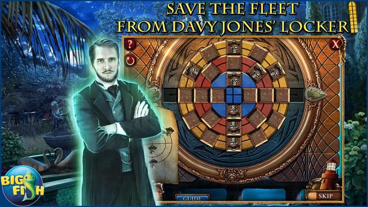 Sea of Lies: Tide of Treachery - A Hidden Object Mystery (Full)