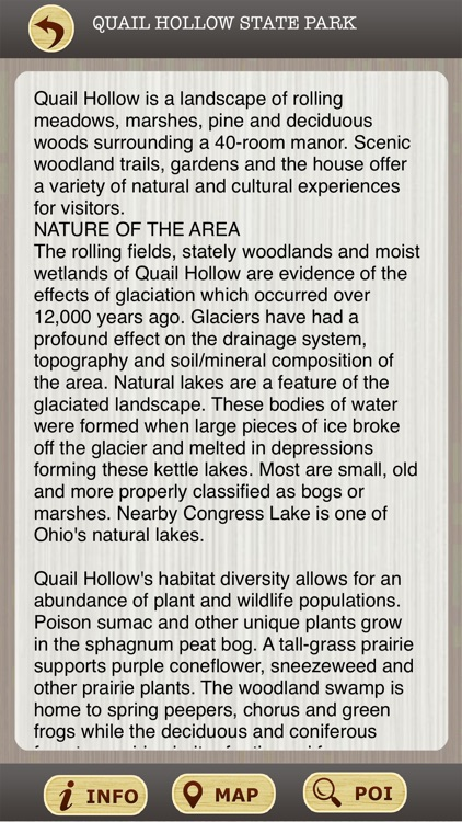 Ohio State Parks & National Parks Guide screenshot-3