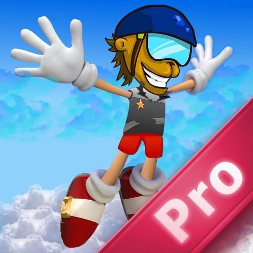 Mega Jump Agent PRO - Best Games Flying icon