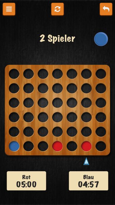 4 Gewinnt Prämie • Klassische Brettspiele screenshot one
