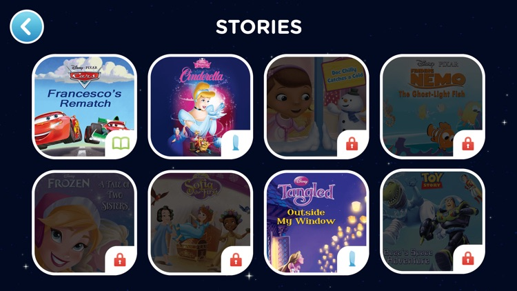 Tech4Kids Storytime Theater App screenshot-1