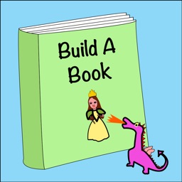 Build A Book - Fun interactive stories for kids