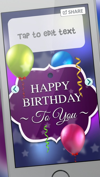 Greeting Cards For All Occasions – e-Card Maker For Happy Birthday, Christmas & Valentine's Day