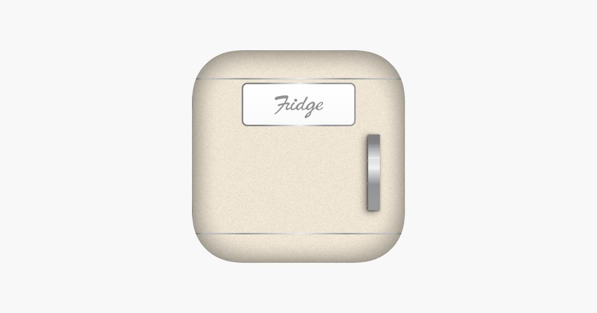 Frigo en poche liste d 39 achats dans l app store for Application iphone pour ouvrir porte garage