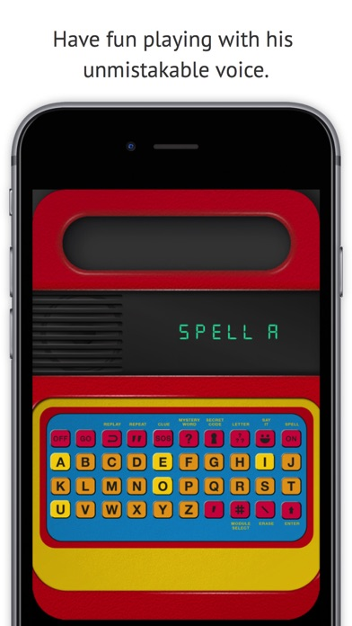 Spell&Speak screenshot1