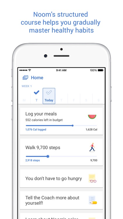 Noom Coach: Healthy Weight Loss, Diabetes & More app image
