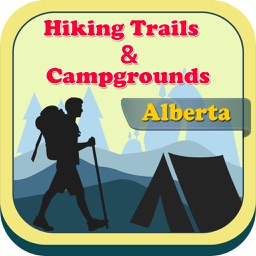 Alberta - Campgrounds & Hiking Trails