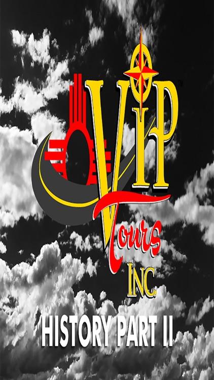 VIPTours Inc.  Santa Fe History 2