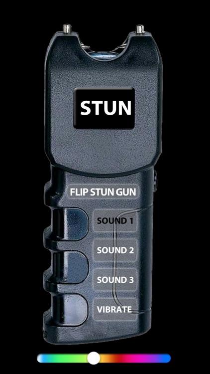 Electric Stun Gun Simulator Fun App screenshot-3