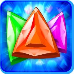 Crazy Blast Jewely : Jungle Game