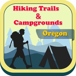 Oregon - Campgrounds & Hiking Trails