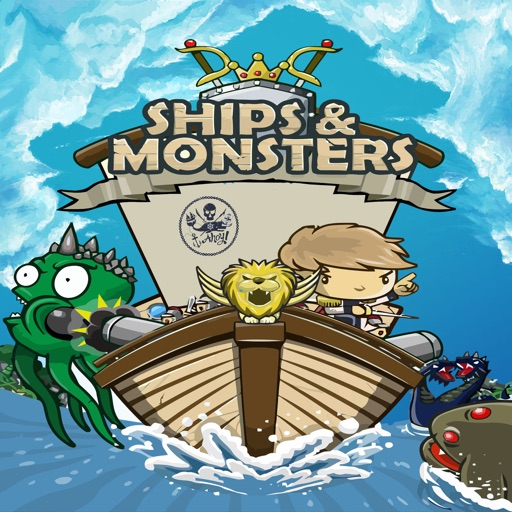 Ships & Monsters