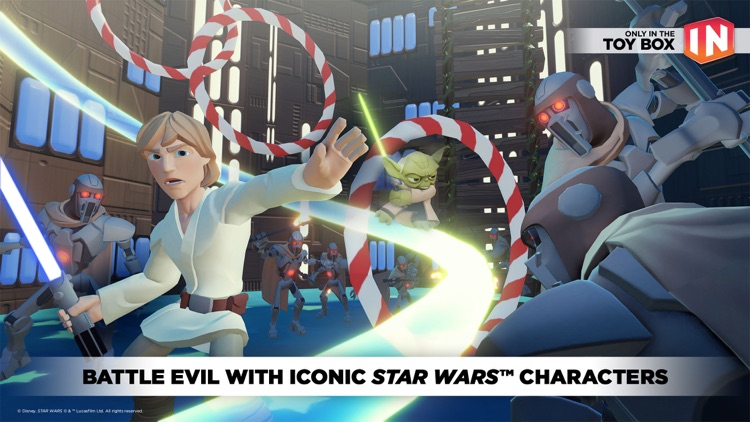 Disney Infinity: Toy Box 3.0 screenshot-0
