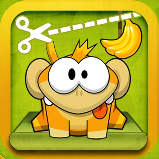 Catch the Banana - Rope Monkey iOS App