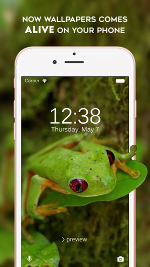 Live Wallpapers Pro - Animated Themes & Backgrounds for iPhone 6S , 6S plus & iPhone SE on the App Store