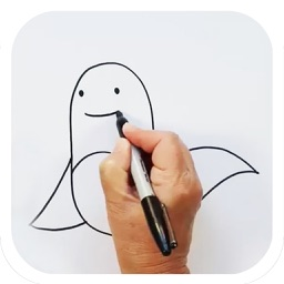 Learn How to Draw Cartoons Step by Step for iPad
