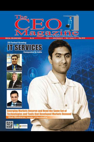 The CEO Magazine - náhled